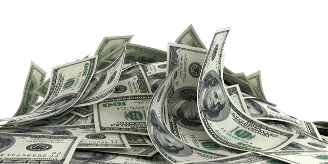 الإنفاق الشخصي، الدخل الشخصي، الولايات المتحدة