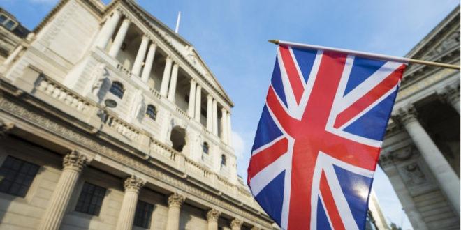 بنك إنجلترا، هالدن، الاسترليني