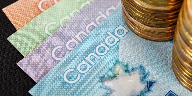 سعر الفائدة، بنك كندا،الدولار الكندي