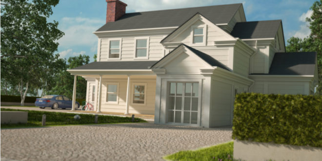 المنازل الأمريكية ، التمويل العقاري، طلبات الرهن العقاري