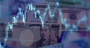 أسعار العملات ، الين الياباني ، اليورو، الدولار الأمريكي
