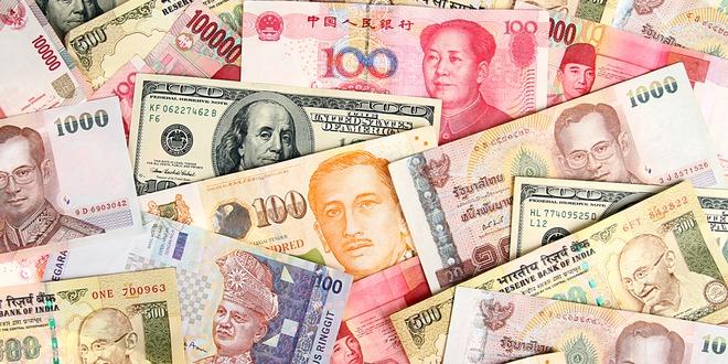 العملات، الدولار، الفوركس