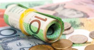 الدولار الاسترالي، الاحتياطي الاسترالي، تثبيت الفائدة