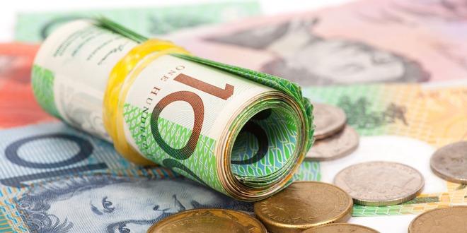 الدولار الاسترالي، العملات، الفوركس