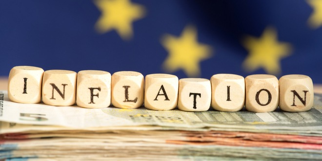 فرنسا، التضخم، اليورو