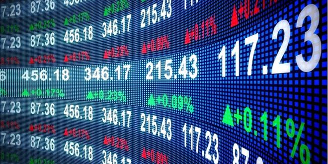 الأسهم الأمريكية، داوجونز، الدولار