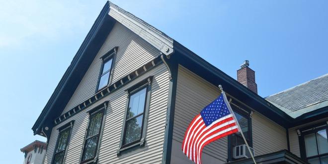 أسعار المنازل، الولايات المتحدة، الدولار