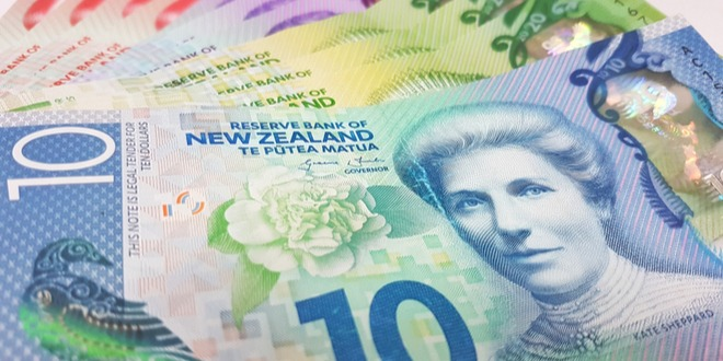 الاحتياطي النيوزيلندي، الفائدة، الاقتصاد