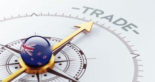 صادارت نيوزيلندا، الفائض التجاري، الدولار النيوزيلندي