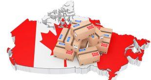 مبيعات الجملة، كندا، الدولار الكندي