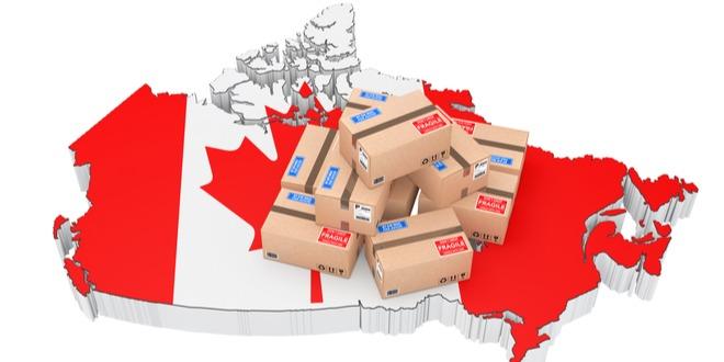 المواد الخام، كندا، الدولار الكندي