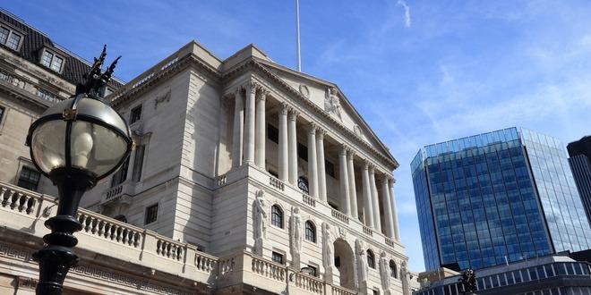 بنك إنجلترا، السياسة النقدية، الجنيه الاسترليني