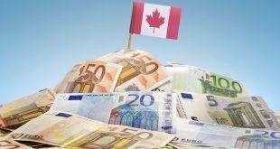 كندا ، اقتصاد كندا ، الدولار الكندي