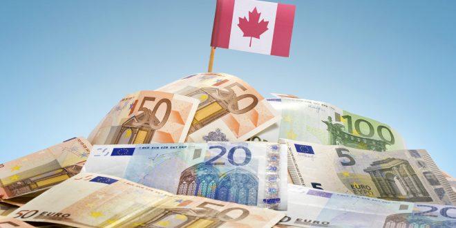 الدولار الكندي، العملات، الفوركس