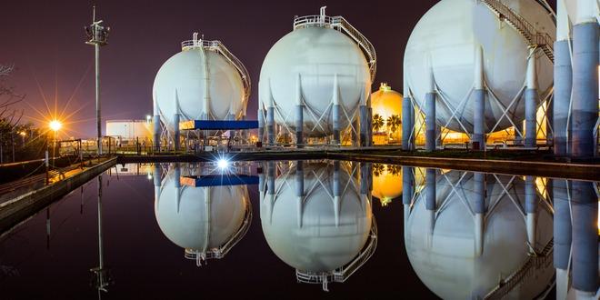 مخزونات الغاز ، الغاز الطبيعي