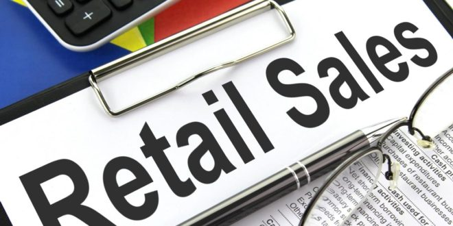 مؤشر مبيعات التجزئة الأمريكية