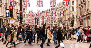 بريطانيا، الحساب الجاري، الجنيه الإسترليني
