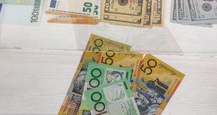 الدولار الأسترالي، العملات، الفوركس