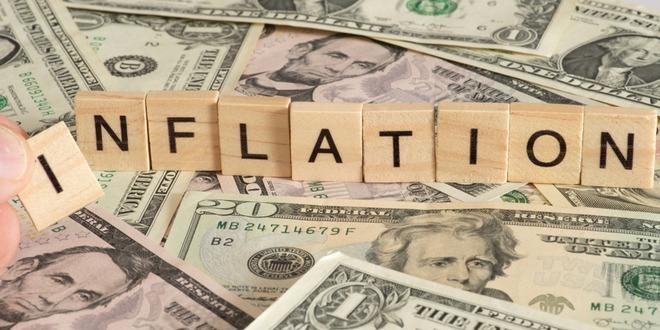 التضخم، الولايات المتحدة، الدولار