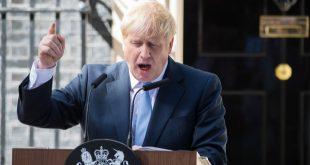 بوريس جونسون، الانتخابات البريطانية، البريكست