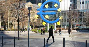 منطقة اليورو،النشاط الخدميش، اليورو