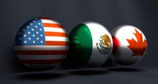 الولايات المتحدة الأمريكية ، كندا ، المكسيك