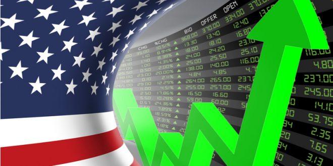 الأسهم الأمريكية ، وول ستريت ، الدولار