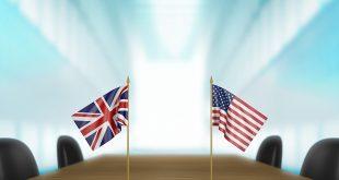 بريطانيا، الولايات المتحدة، المحادثات التجارية