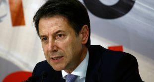 رئيس الوزراء الإيطالي، كونتي، اليورو