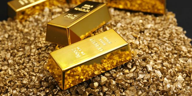 الذهب، المعادن الثمينة، الدولار