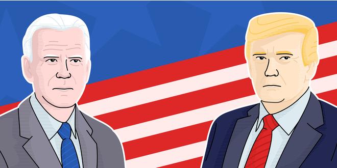ترامب، بايدن، الانتخابات الأمريكية
