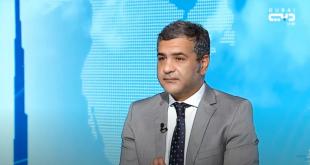 حشاد ل: شاشه دبي الأولي عن أهم وأبرز القضايا المؤثرة على أسواق المال العالميه