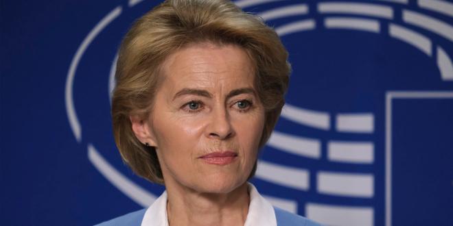 المفوضية الأوروبية، كورونا، فون دير لاين