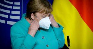 ميركل: انخفاض أعداد الإصابة بفيروس كورونا لم يكن بالسرعة المتوقعة