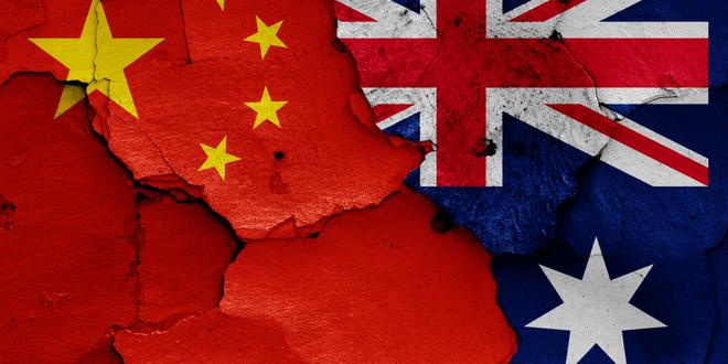 التوترات الصينية- الأسترالية تتصاعد وسط تكثف الصين قيودها التجارية
