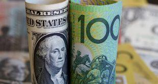 الدولار الأسترالي يسجل مكاسب وسط البيانات الإيجابية من أستراليا