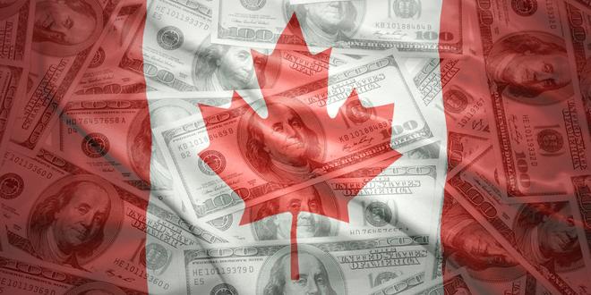 كندا ، الاقتصاد الكندي ، الدولار الكندي