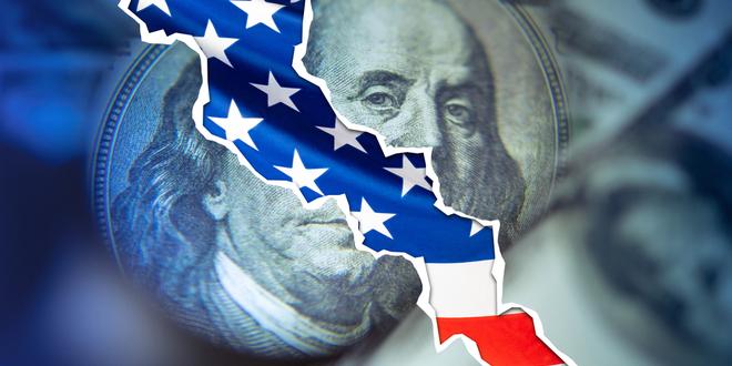 نزيف خسائر الدولار يتوقف قبيل الفترة الأوروبية