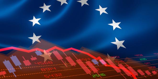 الأسهم الأوروبية تتراجع من أعلى مستوياتها في ثمانية أشهر