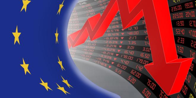 الأسهم الأوروبية تتداول داخل النطاق الأحمر وسط ارتفاع إصابات كورونا