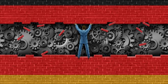 ألمانيا: مديري المشتريات التصنيعي يسجل ارتفاعًا قبيل الإغلاقات الجديدة