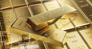 ضعف الدولار يدفع بالذهب إلى أعلى