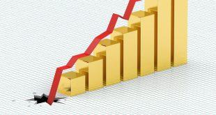 صعود الدولار يدفع بالذهب جنوبًا