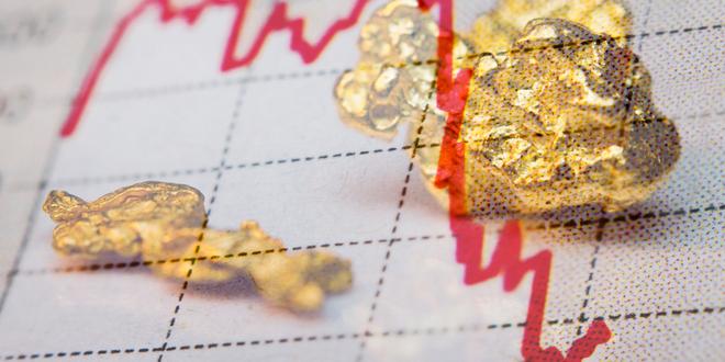 هبوط الذهب وسط حالة الحذر المسيطرة على السوق
