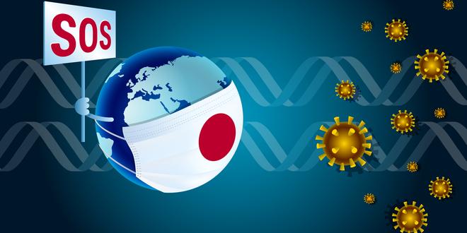 اليابان تسجل 1634 حالة إصابة بفيروس كورونا
