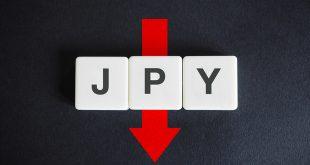 الين الياباني يهبط بحوالي 1% بعد تصريح شركة فايزر!