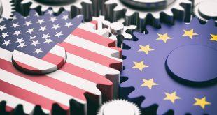 فون دير لاين: أوروبا يمكن أن تتعاون مع الولايات المتحدة في تحديد قواعد الاقتصاد الرقمي