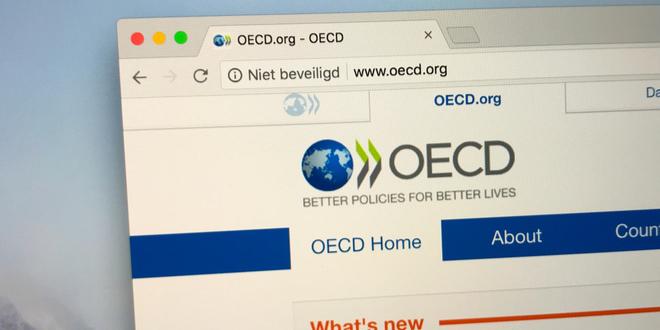 منظمة التعاون الاقتصادي والتنمية تتوقع نمو الاقتصاد العالمي في 2021