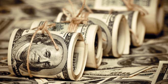 مؤشر الدولار يقطع سلسلة مكاسبه ويتداول عند 90.70