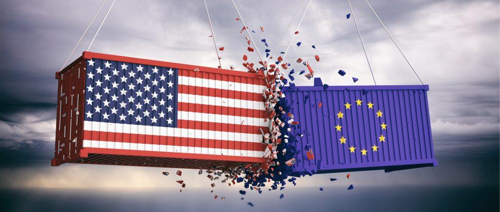 الولايات المتحدة تقرر تمديد تعريفاتها الجمركية على الاتحاد الأوروبي